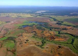 La cuarta parte del suelo peninsular se encuentra degradado