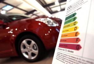 Etiqueta de eficiencia energética 'obligatoria' para vender un coche