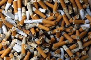Primer proyecto de reciclado de residuos de cigarrillos de Europa