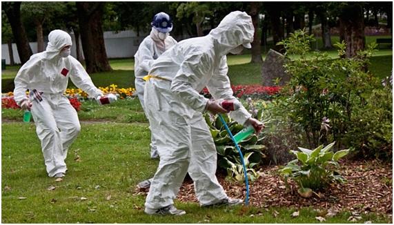 ENFER15 98 original - 10 enfermedades provocadas por el glifosato. 17 países han prohibido o restringido el uso de este herbicida carcinógeno.