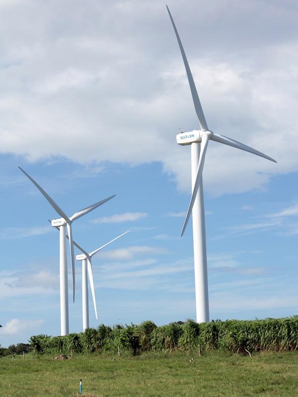 Renovalia firma un préstamo 'verde' de 74 millones para financiar dos parques eólicos
