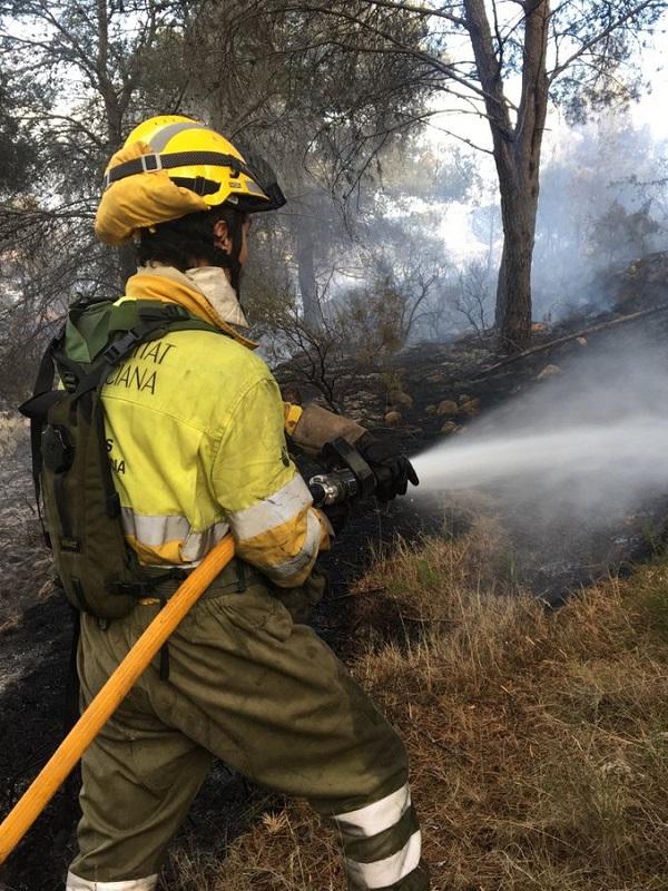 El PP defiende en el Congreso una Estrategia Nacional de Prevención de Incendios Forestales