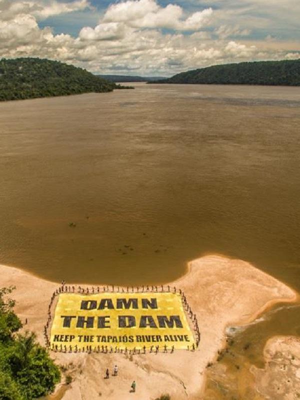 El Gobierno brasileño no podrá aprobar construcciones en el Amazonas sin el visto bueno previo del Parlamento