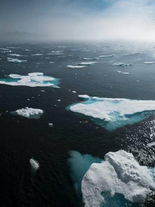 El Ártico europeo se redujo 600.000 km2 desde 1960