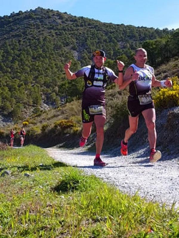 V Circuito de Carreras por Montaña de la Diputación de Jaén