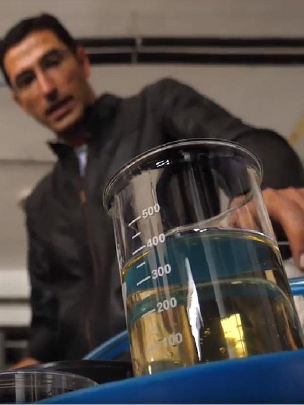 Tecnología verde para las plantas piloto para potabilización de Life+ Alchemia