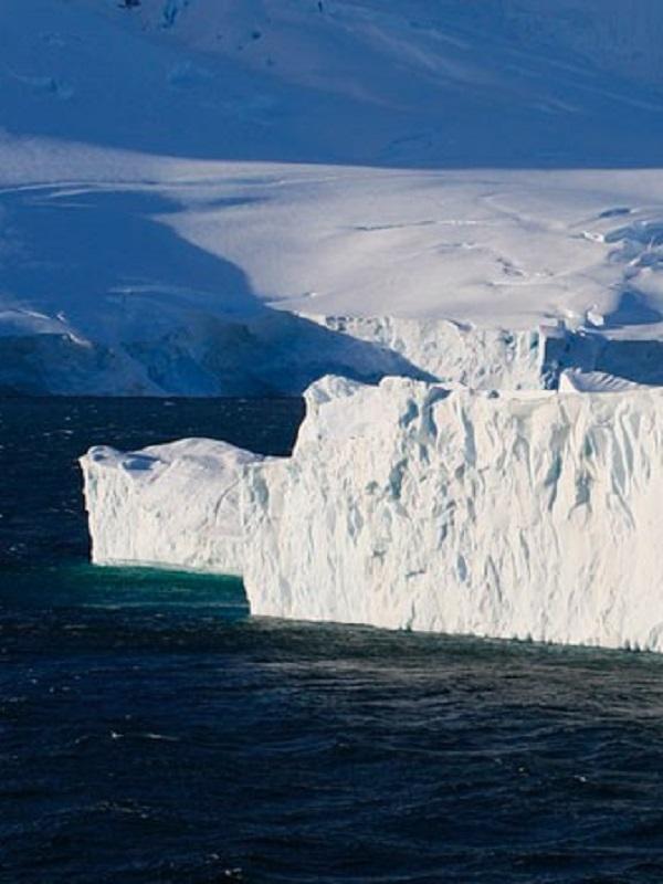 Las nevadas en la Antártida aumentaron en los últimos dos siglos