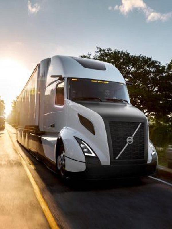 Primer camión 100% eléctrico de Volvo