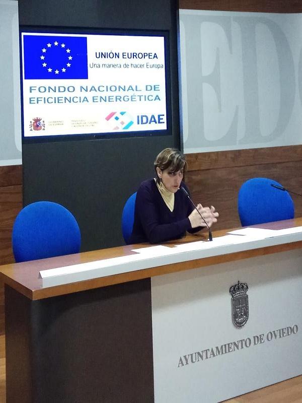 Oviedo renovará casi 7.000 luminarias en todo el municipio