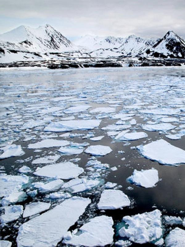 El tráfico marítimo se acerca al polo norte por el deshielo ártico