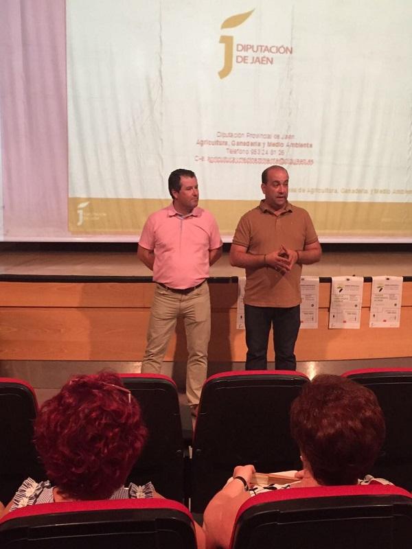 Jaén, ayudas a proyectos de economía baja en carbono