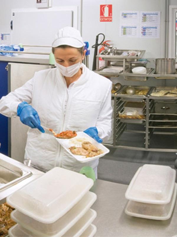 El Hospital Regional de Málaga, finalista de un premio por su menú ecológico