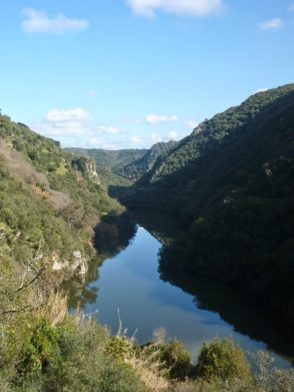 Conservando el Parque Natural de Hornachuelos