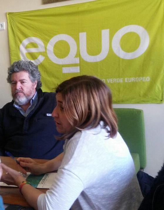 EQUO critica el apoyo de PNV, C's y PDeCAT al PP en su contrarreforma medioambiental
