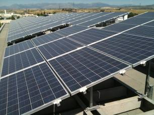 Cordoplas se suma al autoconsumo de energía solar