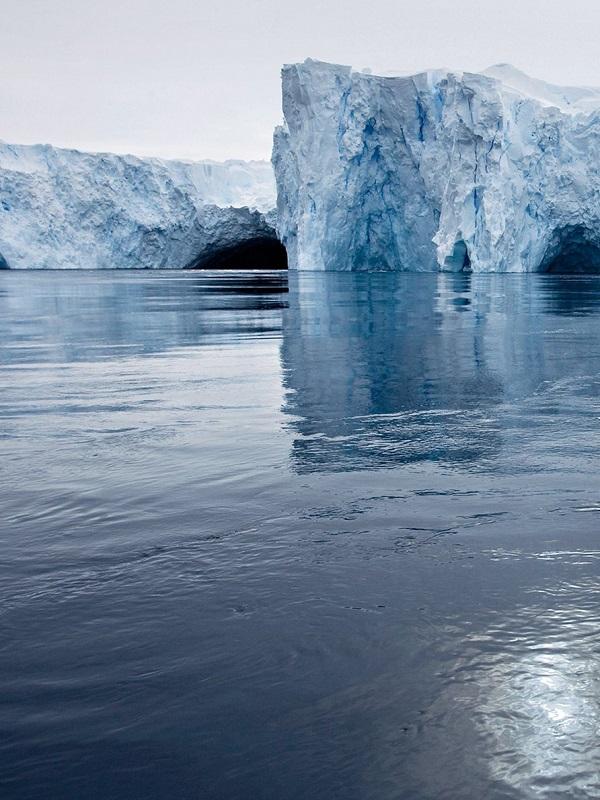 Nuevo proceso antártico que contribuye al aumento del nivel del mar