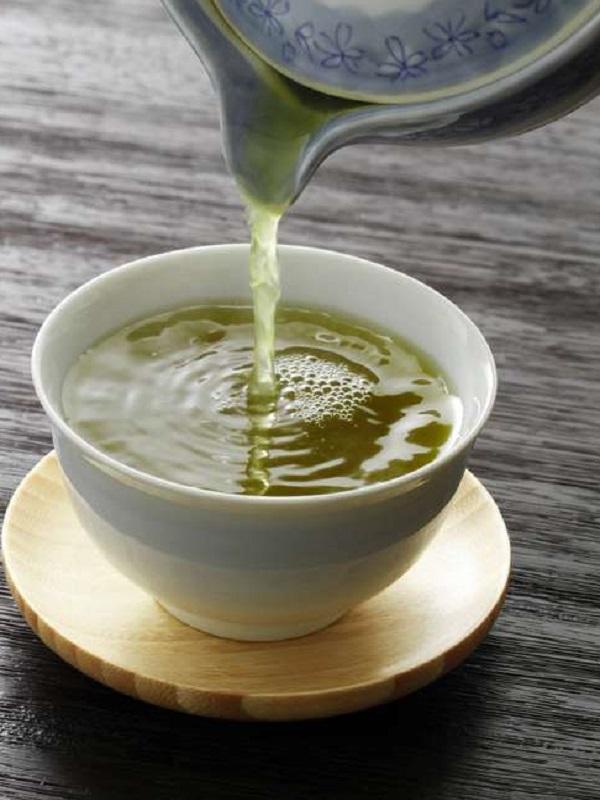 La catequina del té verde no es peligrosa