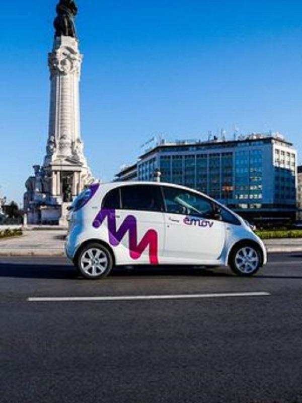 Emov se instala en Lisboa con 150 coches eléctricos Citroën C-Zero