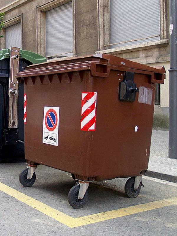 Campaña Quiero un Marrón para que se gestionen bien los residuos orgánicos