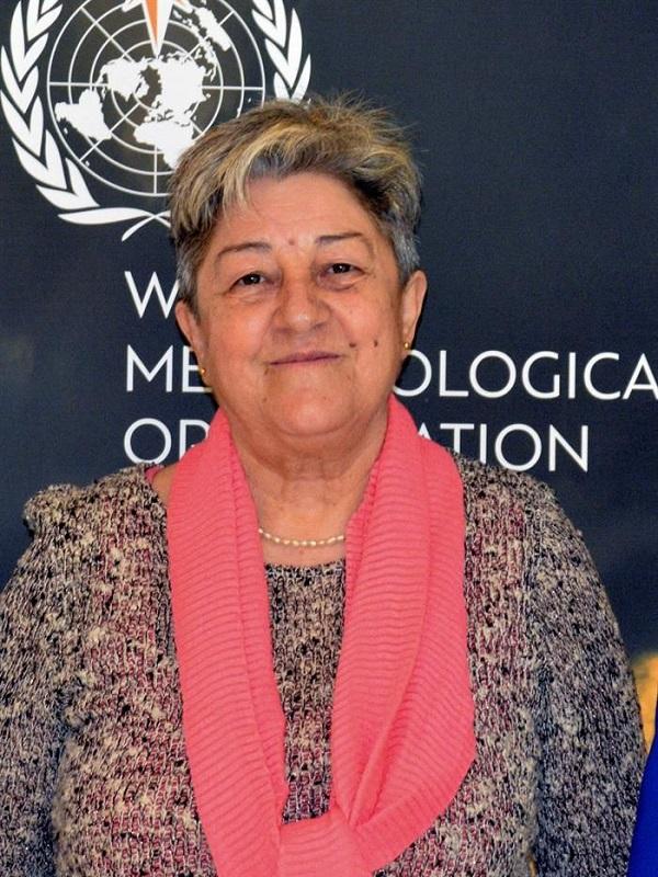 Manola Brunet, Presidenta de la Comisión Internacional de Climatología