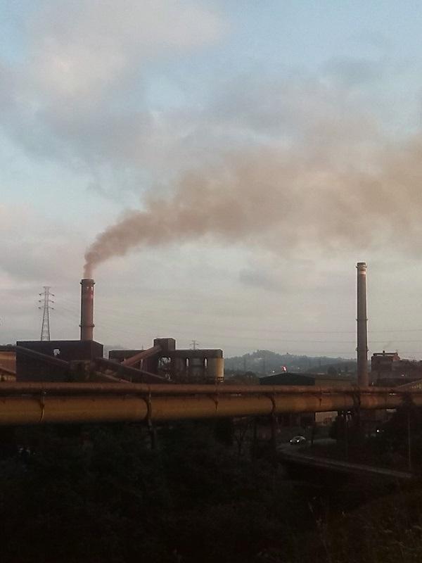 Se agrava la contaminación en Gijón, mientras el Principado de Asturias sigue desaparecido