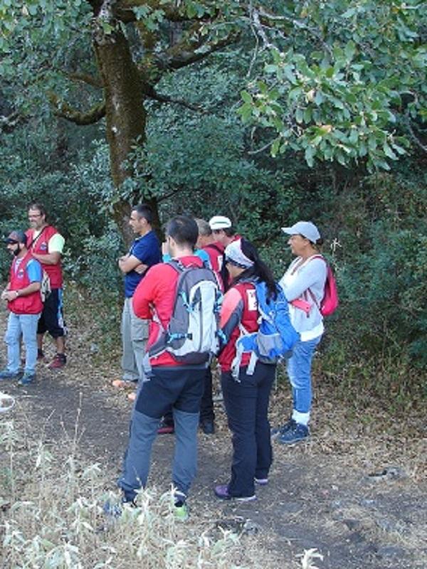 La Diputación de Cádiz y la Federación Andaluza de Montañismo colaboran para divulgar los senderos de la provincia