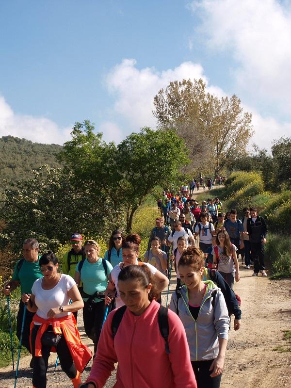 Circuitos Naturcor de senderismo y BTT promocionan el deporte en el entorno natural de la provincia de Córdoba