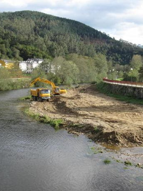 Asturias. El futuro del rio Esva no puede ser solo de algunos pescadores