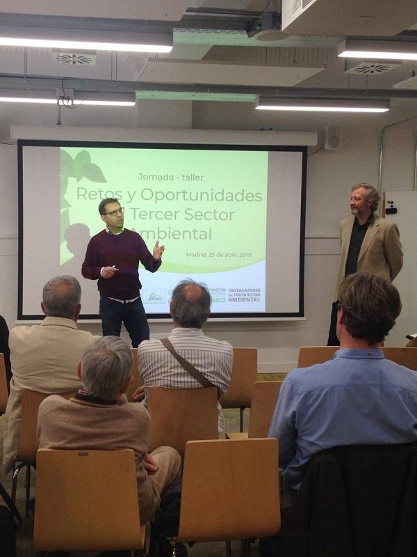 El Tercer Sector Ambiental busca en común el camino para fortalecer su acción en favor del medio ambiente