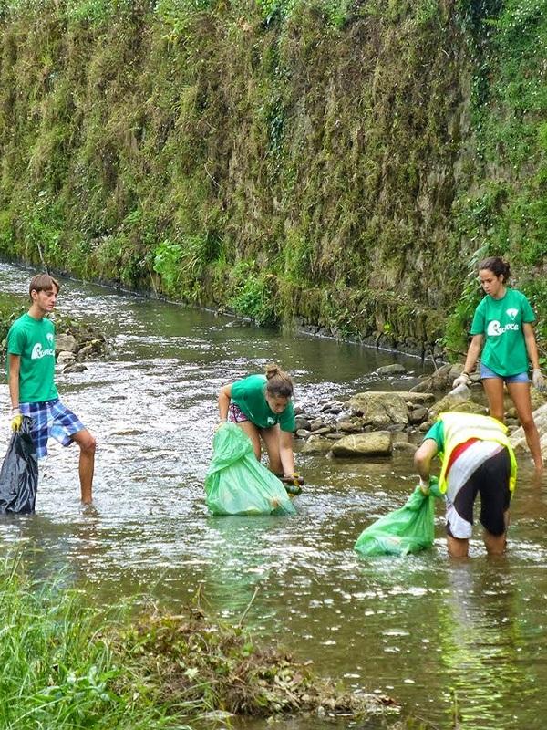Medio Ambiente parece que tira la toalla para descontaminar el río Gállego de lindano