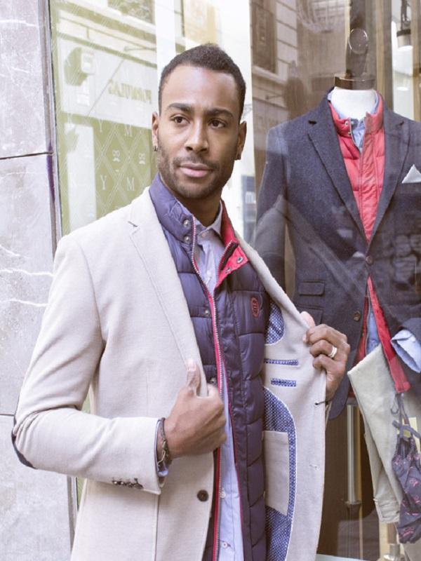 Makarthy lanza una colección de moda masculina sostenible