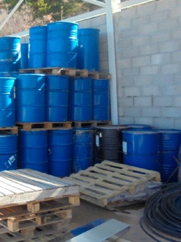 99 + 1 soluciones a la descontaminación de lindano en Bailín
