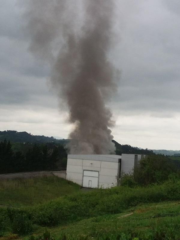 Asturias. Hay que poner freno a los humos de San Pedro de Anes en Siero