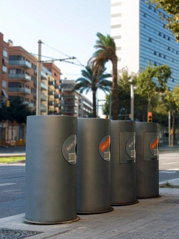 Envac presenta las últimas innovaciones en la recogida de residuos en las ciudades