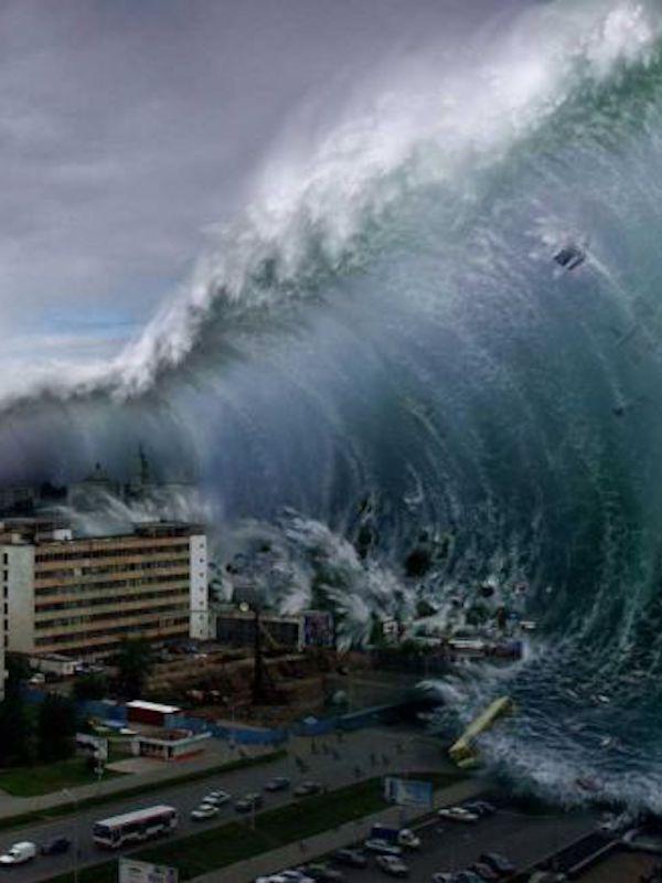 Fosas comunes prehistóricas se relacionan con tsunamis