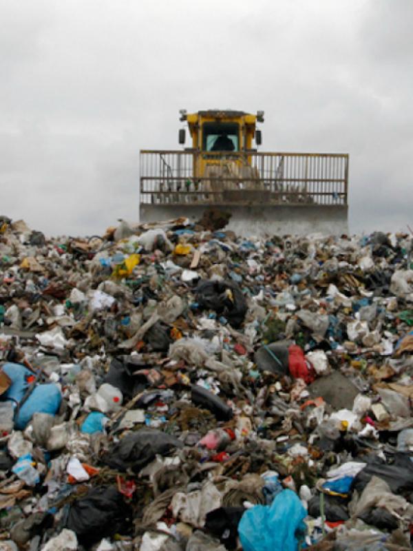 Caos con la basura y los vertederos de la Comunidad de Madrid