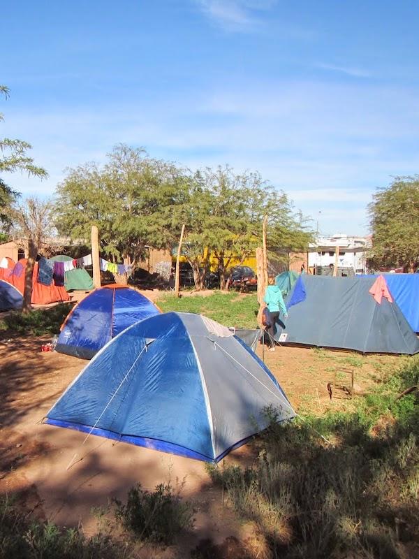 Los diez mandamientos para que tu acampada sea sostenible y saludable