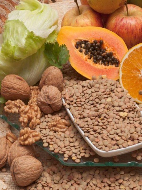 Los alimentos ricos en fibra minimizan los efectos del estrés en el intestino