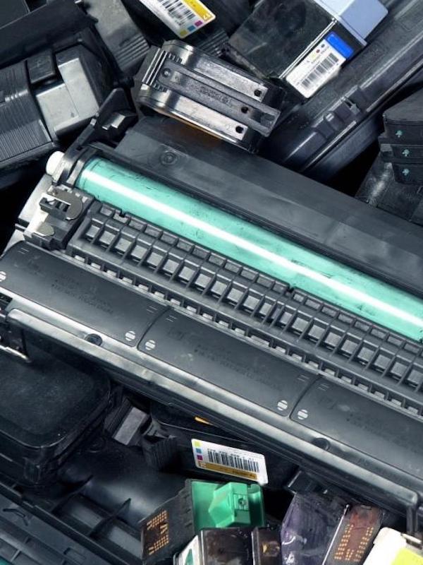 Recyclia despliega 42.000 puntos de recogida de tóner y cartuchos de impresoras en toda España