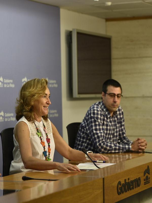 La App de Rioja Salud incluirá notificaciones para reforzar la prevención con prescripción de hábitos de vida saludables