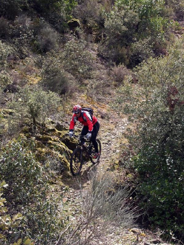 La cañada real de Santa María de Araya será adecuada para senderistas y cicloturistas entre Mérida y Proserpina