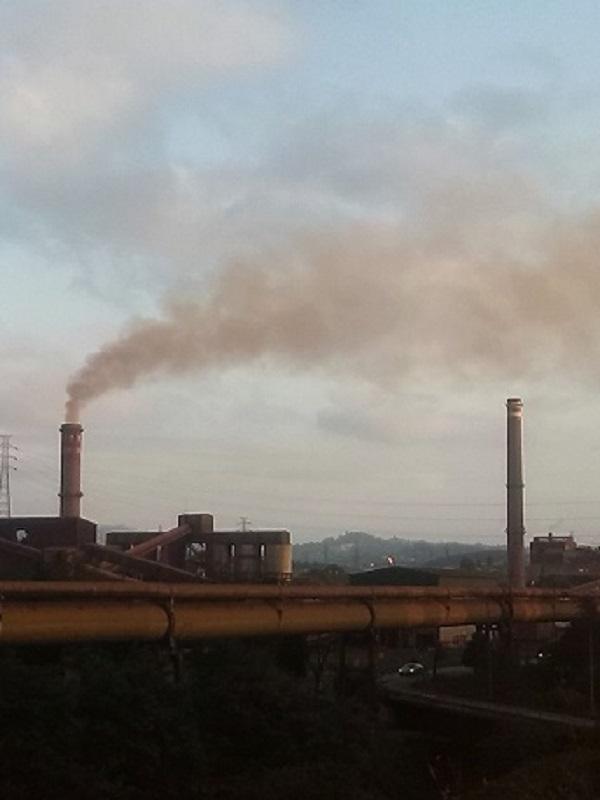 Asturias. Siguen esperando que llueva para rebajar los disparatados niveles de contaminación del aire