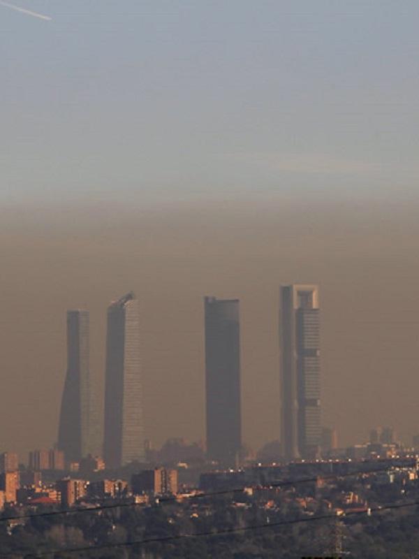 La aerotermia en la calefacción reduciría en más de un 50% la contaminación en Madrid