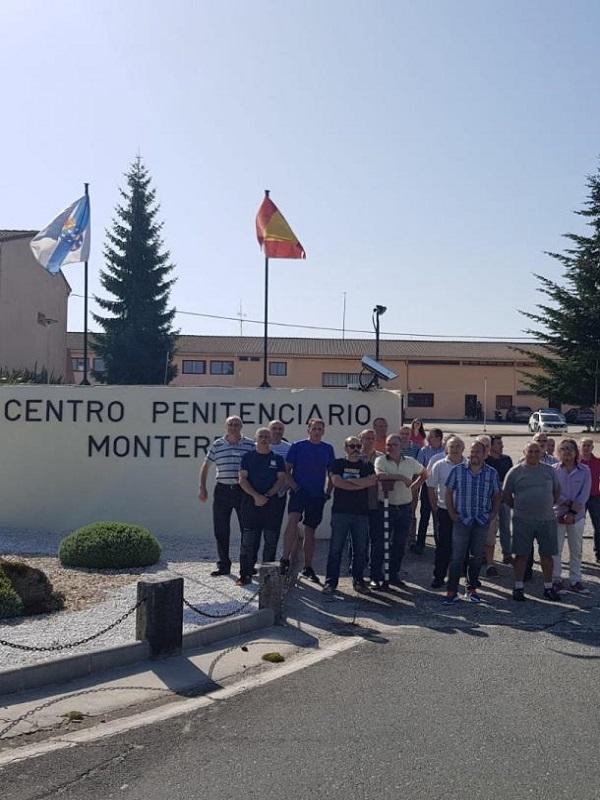Centro penitenciario Monterroso y Sogama estudian nuevos proyectos conjuntos