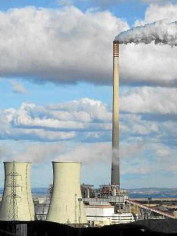 En el punto de mira la térmica de carbón de Los Barrios porque podría ser responsable de muertes prematuras