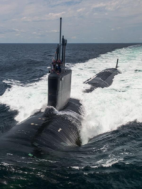 La llegada de un nuevo submarino a Gibraltar a sido muy criticada por los ecologistas
