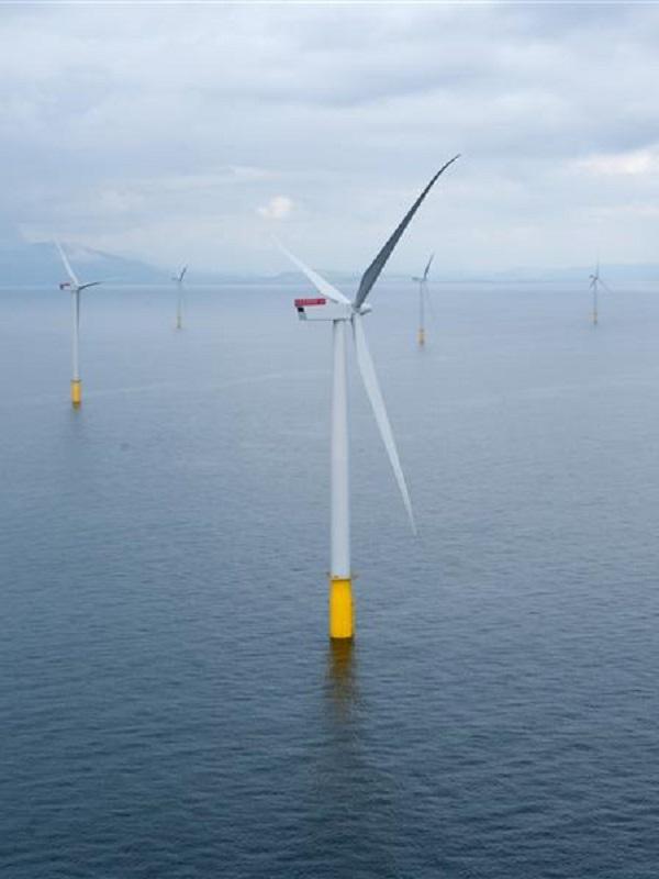 Iberdrola elige a MHI Vestas como suministrador de 84 turbinas para su 'macroproyecto' de eólica marina en EEUU