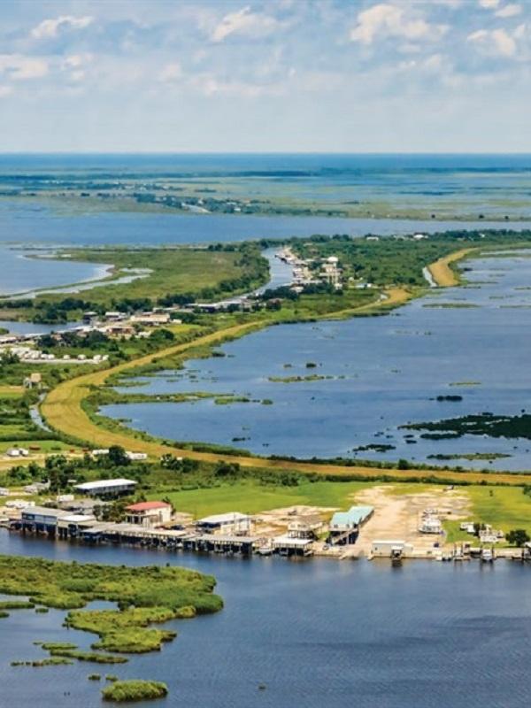 Barrios bajo las aguas: lecciones del Katrina