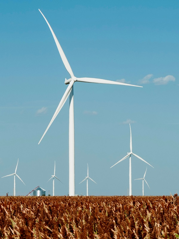 Siemens Gamesa suministrará 10 turbinas para un parque eólico de Norvento en Lugo