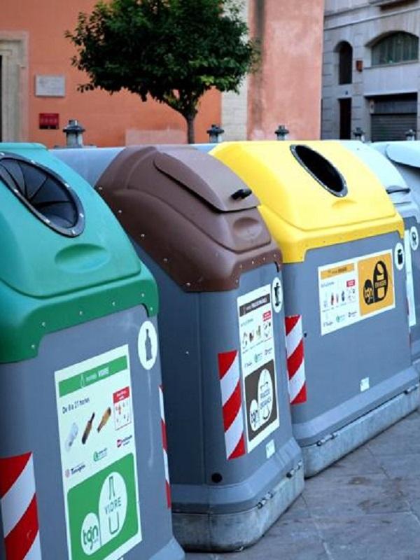 La recogida selectiva de residuos llega a las cabinas de los aviones
